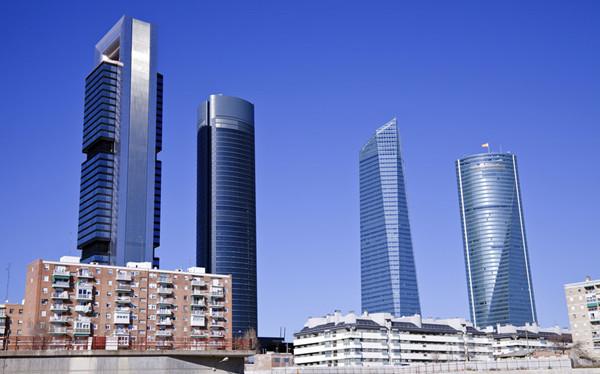 一个假设性的20层高楼大厦