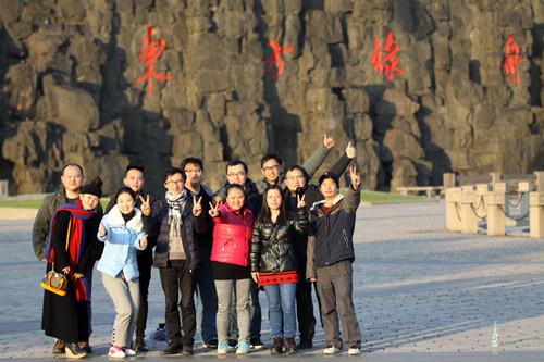 上海润满弱电工程东方绿洲野外拓展