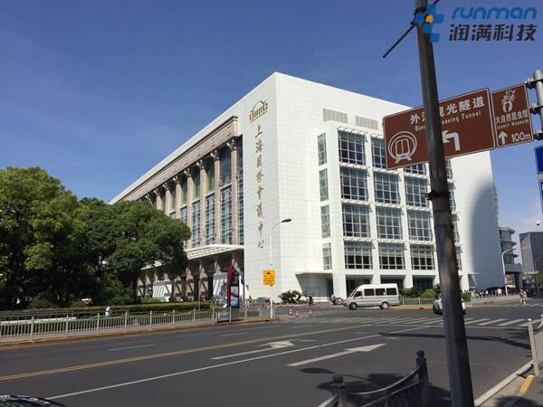 佳能博览会场馆——国家会议中心