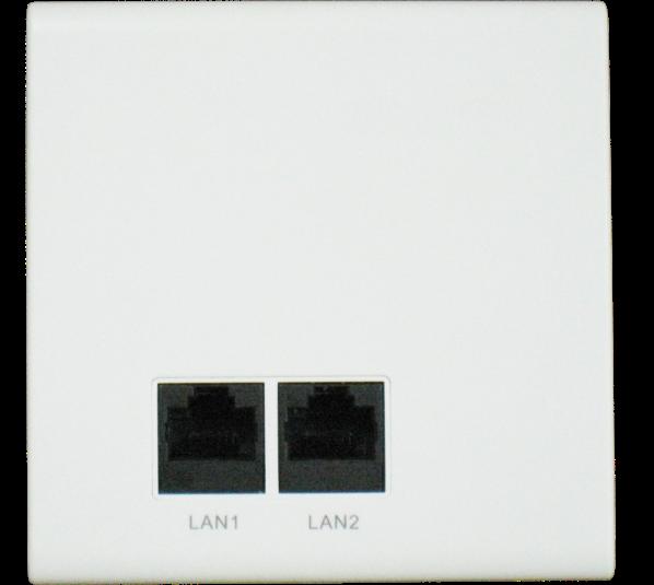 无线覆盖_Howay2000GPC双频11ac面板式AP